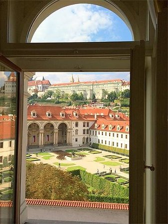 Luxury Family Hotel Royal Palace: View from a room