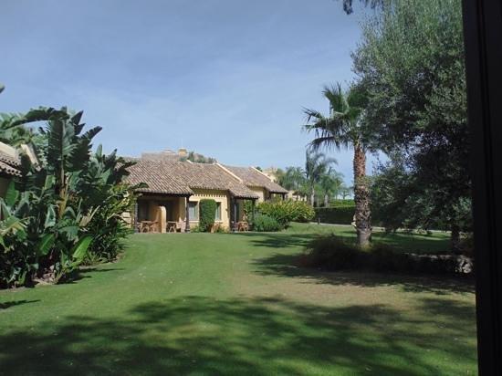 Hotel Almenara Resort: the villas