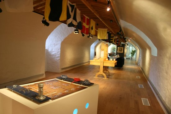 Stewart Museum : Activity room in the museum