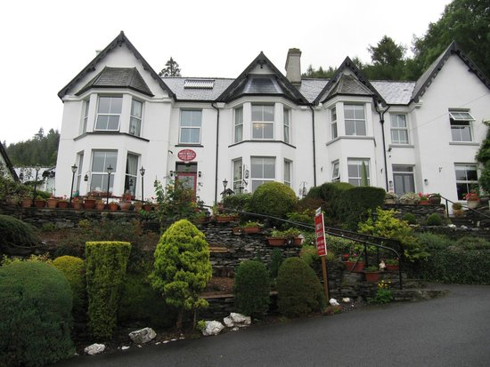 Bryn Bella Guest House: B&B