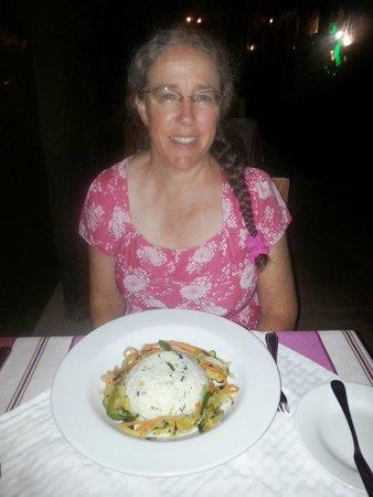 Taberna de los Frailes: Me and the Risotto