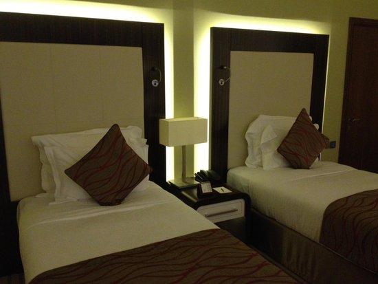 Coral Dubai Al Barsha Hotel : Camera exclusive