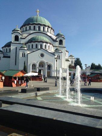 St. Sava Temple (Hram Svetog Save): The Church of Saint Sava