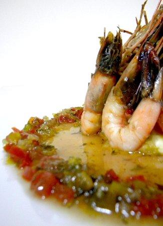 Krioyo: Caribe shrimps