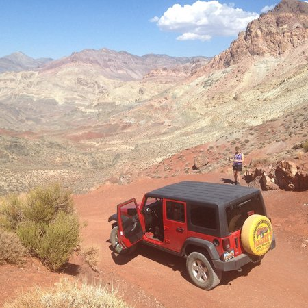 MUST DO in Valley ! - Review of Farabee's Jeep Rentals, Moab ...
