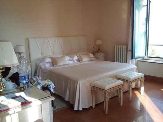 Hotel Villa Belvedere : Room interior