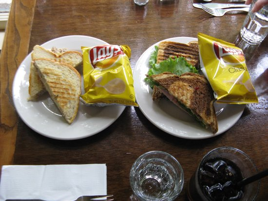 Rosewood Cafe: Lunch for 2