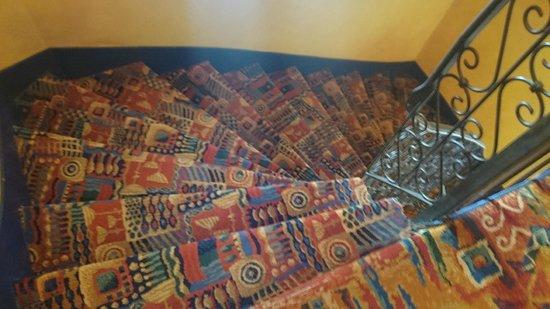 Villa Royale Montsouris: Herlige farger