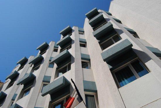 Hotel de l'Etoile: Facade