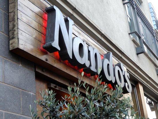 Nando's - Victoria Wilton Road : exterior