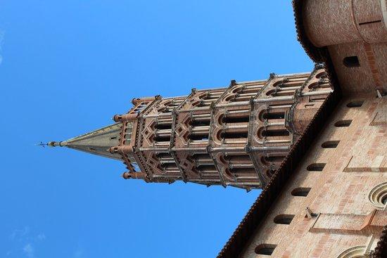 Basilique Saint-Sernin : St Sernin