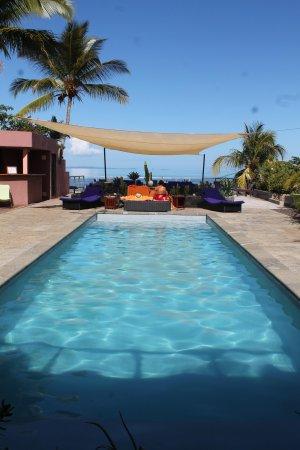 Hôtel Sarimanok : piscine