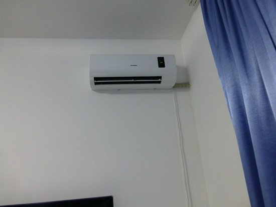 Mirobelle Hotel : efficient air conditioning