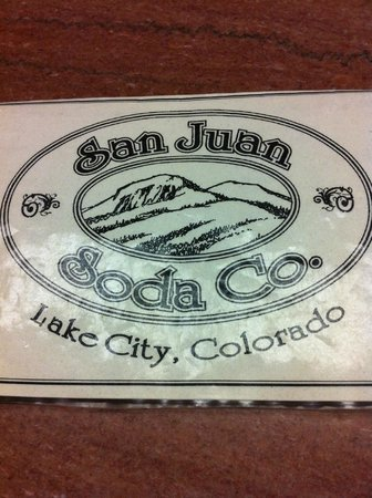 San Juan Soda Company: Logo!