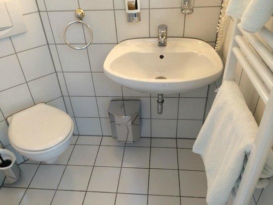 Hotel Neue Kräme: Contemporary fixtures