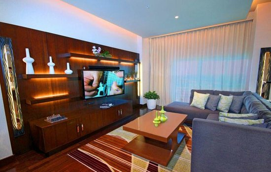 Apollo Suite Bedroom Picture Of Seminole Hard Rock Hotel