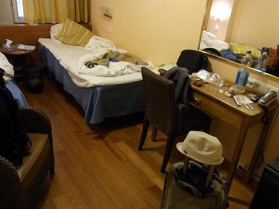 Arthur Hotel : 部屋