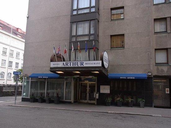 Arthur Hotel : 外観