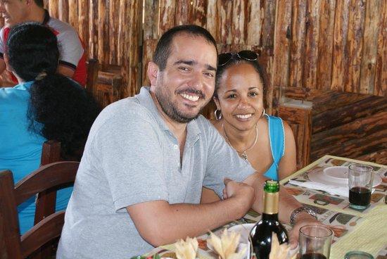 Casa Boris & Cusita: Happy couple