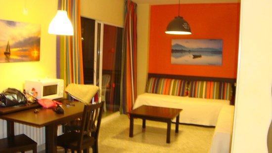 Sol Lunamar Apartments Chambre