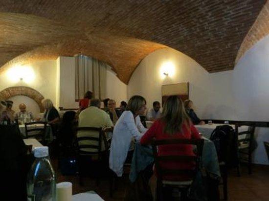 Pranzo at La Botte