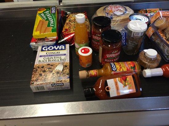 Jungle Jim's International Market : Just a small sample if goods.