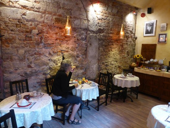 Tango House Bed & Breakfast: Breakfast room :-)