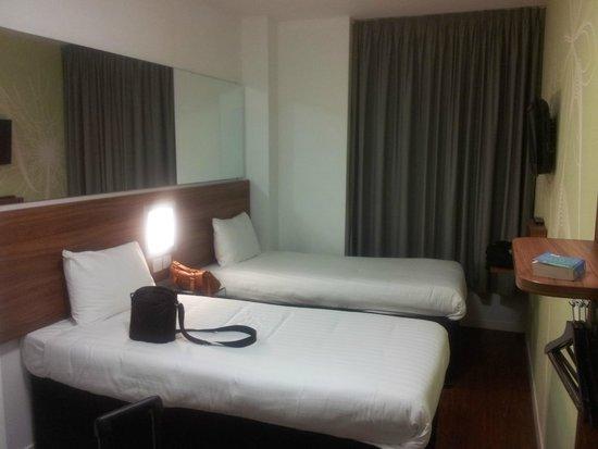 Point A Hotel, London Kings Cross: camas