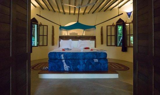 Unguja Lodge: Lodge Bedroom