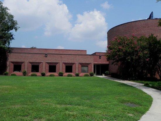 I.P. Stanback Museum & Planetarium