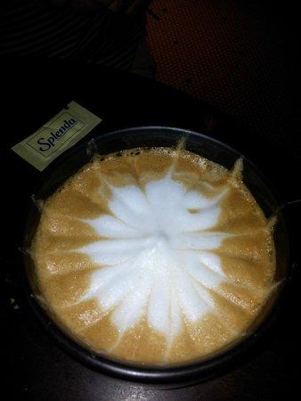 Tazza Cafe: gran cafe