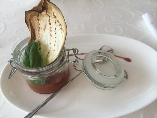 San Rocco Hotel and Restaurant: Meal