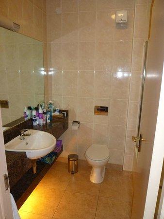 The Riverside Park Hotel & Leisure Club: Bathroom