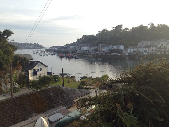 The Old Ferry Inn: View from Old Ferry Inn restaurant