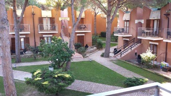 Corte Rosada Couples Resort & SPA: vista interna camere.