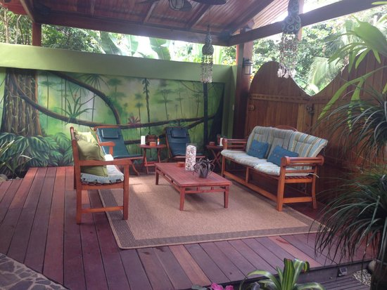 Physis Caribbean Bed & Breakfast: Common area