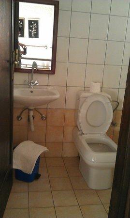 Hotel Keramos: Ванная комната №16