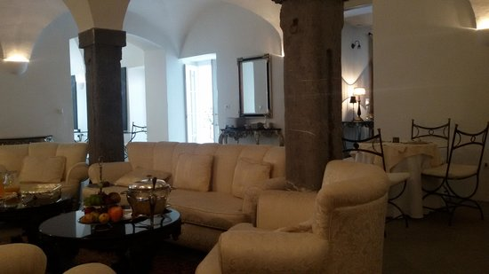 Antiq Palace Hotel & Spa : Dining room