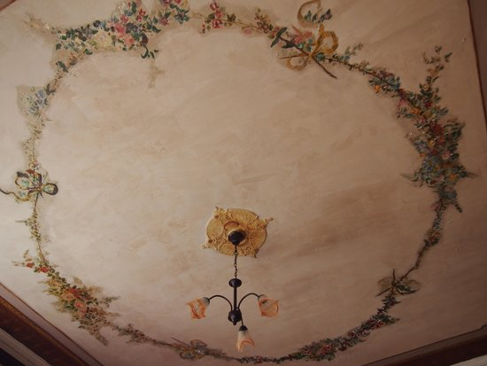Bed and Breakfast Corte Campana: Beautiful ceiling