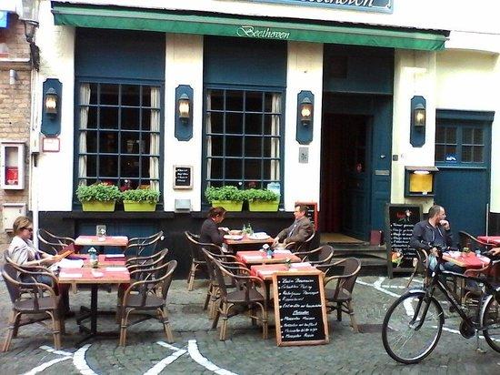 Restaurants Jean De Bruges