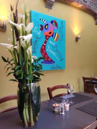 Restaurant-Bistro De Twijfelaar : Inside