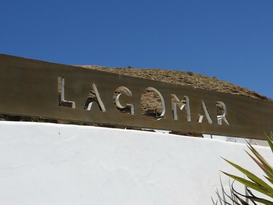Museo Lagomar: The entrance