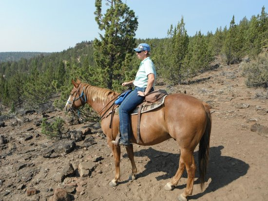 Long Hollow Guest Ranch : Wrangler Katie on Maui