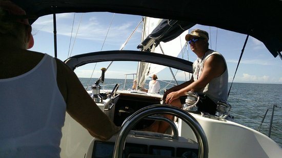 Magic Wind Adventure Sailing: Aboard Star of Orion