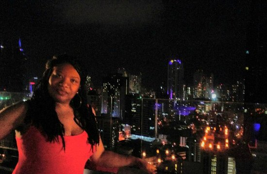 Eurostars Panama City: View from the Rooftop
