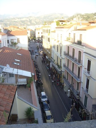 Corso Italia Suites: View from the roof terrace