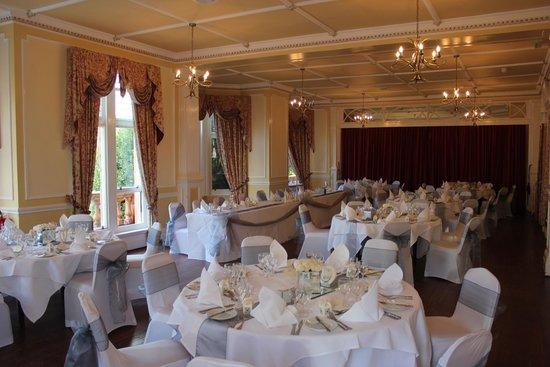 Burlington Hotel: Our Wedding Reception