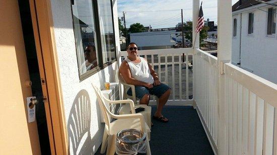 Daytona Inn: Our cosy honeymoon suite!!!