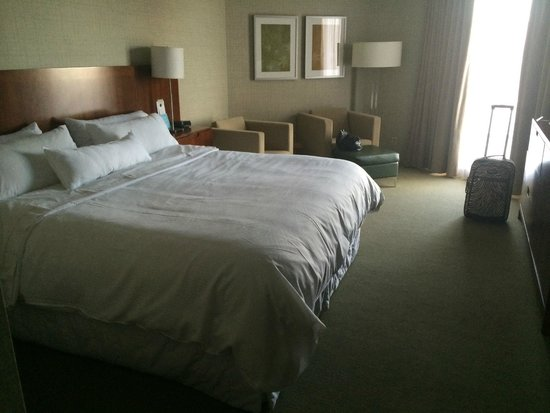 Westin Toronto Airport: King - room