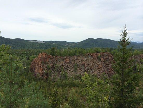 Hike near Garnet Hill Lodge